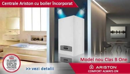 centrale cu boiler ariston