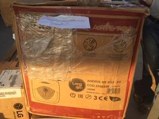 Poza Boiler electric Ariston Andris RS 30 EU 30 litri resigilat. Poza 10035