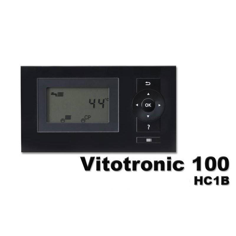 Poza Centrala termica in condensare Viessmann Vitodens 200-W,Vitotronic 100 HC1B 60 KW. Poza 10287