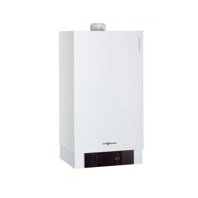 Poza Centrala termica in condensare Viessmann Vitodens 200-W,Vitotronic 100 HC1B 80 KW. Poza 10313