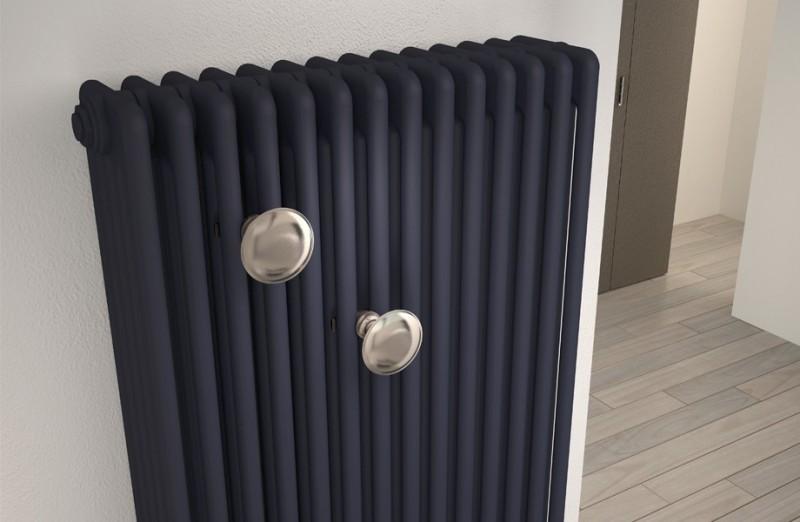 Caloriferele tubulare decorative Irsap Tesi 4, o gama de produse cu multiple optiuni de instalare. Poza 10594