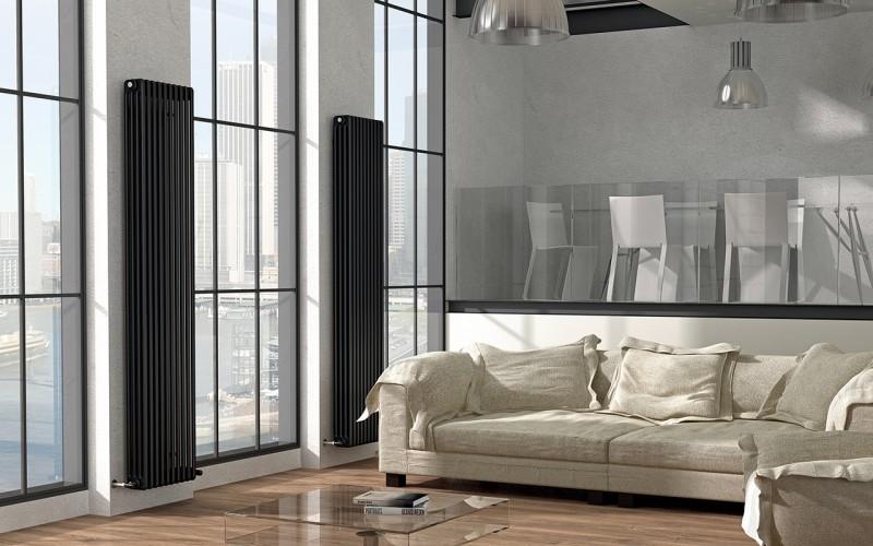 Caloriferele tubulare decorative Irsap Tesi 4, o gama de produse cu multiple optiuni de instalare. Poza 10600