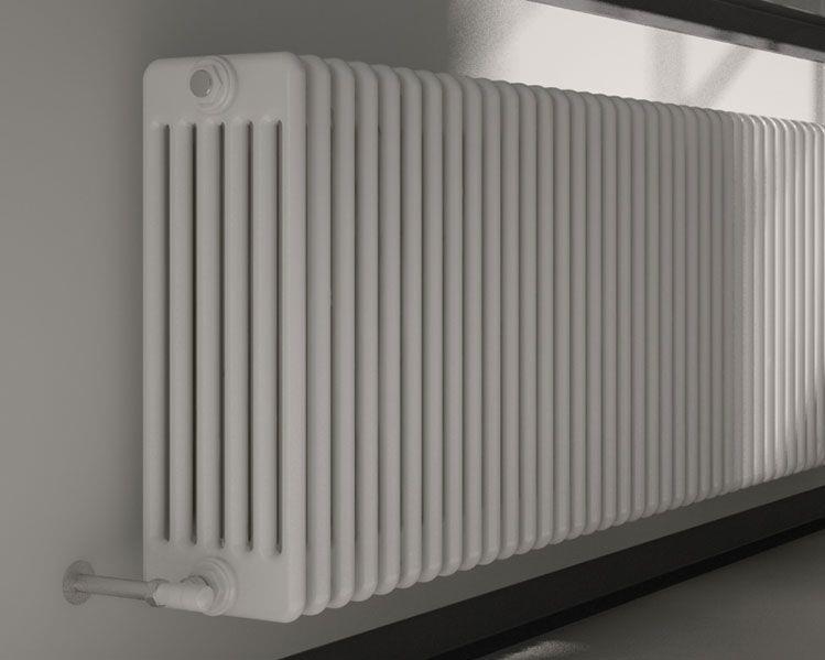 Gama de caloriferele tubulare decorative Irsap Tesi 6, disponibila intr-o varietate larga de dimensiuni. Poza 10612