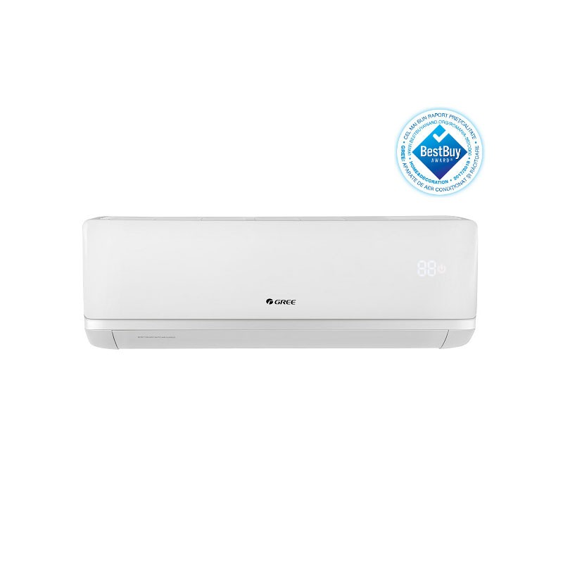 Poza Aparat de aer conditionat Gree Bora Inverter A2 White 9000 BTU GWH09AAB-K6DNA2A. Poza 11860