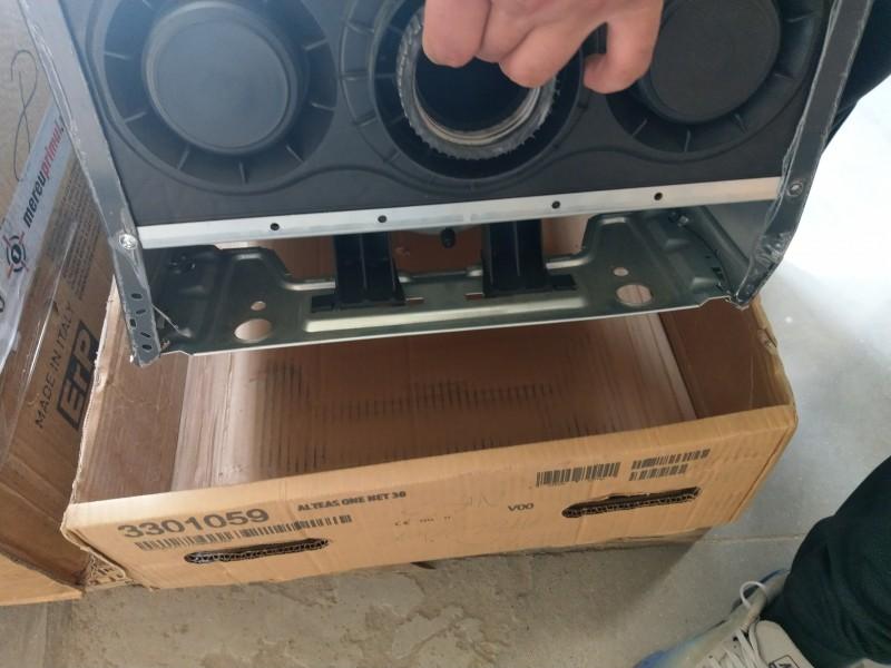 Poza Centrala termica in condensare Ariston Alteas One Net 30 EU 30 kW deteriorat. Poza 12818