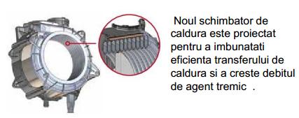 Poza Schimbator centrala termica in condensare Ariston Alteas One Net