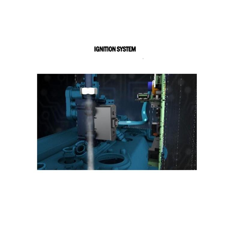 Poza Sistem aprindere centrala termica in condensare Ariston Alteas One Net