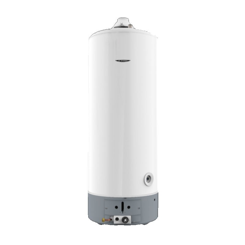 Poza Boiler pe gaz cu tiraj natural Ariston SGA X 120 EE - 120 litri. Poza 13424