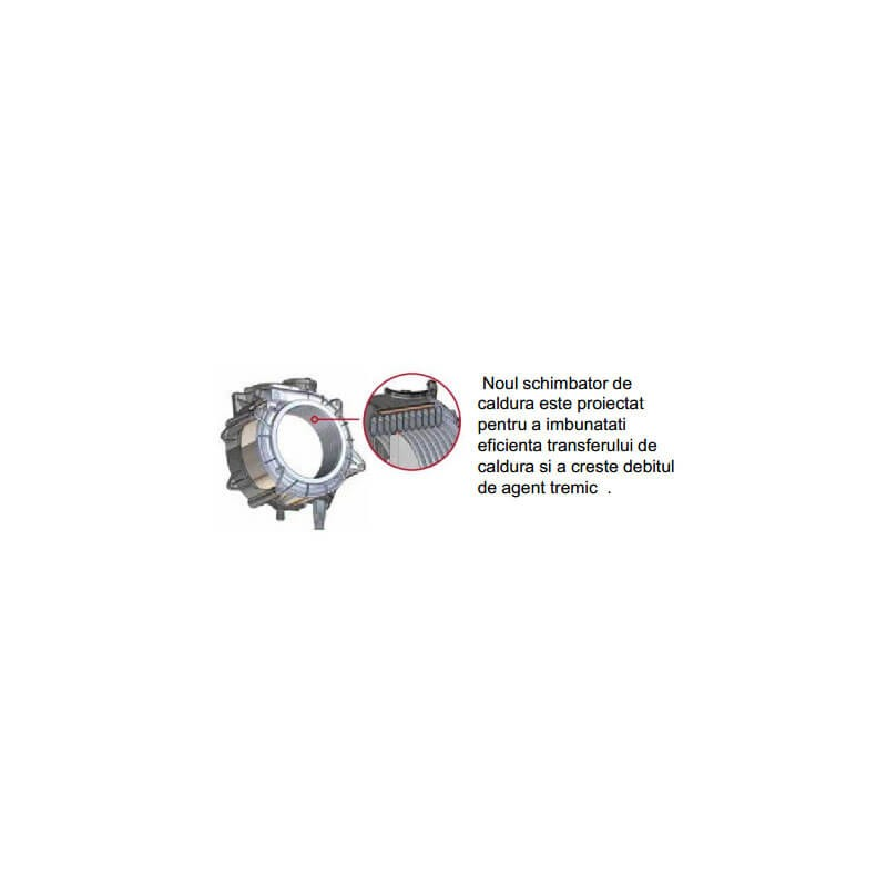 Poza Centrala termica in condensare Ariston Alteas One Net 30 EU 30 kW. Poza 13757