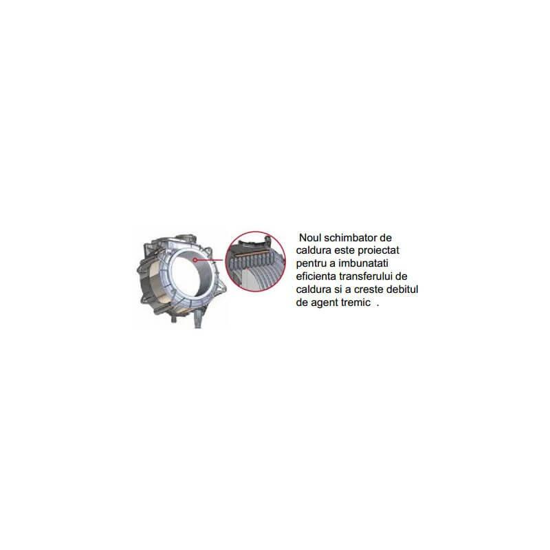 Poza Centrala termica in condensare Ariston Alteas One Net 35 EU 35 kW cu montaj. Poza 13800