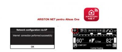 Noile centrale termice Ariston Alteas One. Poza 140