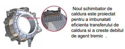 Poza Centrala termica Ariston Clas One 24 KW, condensatie, cu functionare pe GPL, regulator de GPL si racord flexibil. Poza 14325