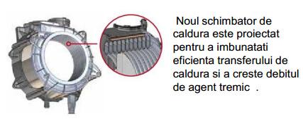 Poza Centrala termica cu functionare pe GPL Ariston Clas One 24 EU 24 KW. Poza 14342