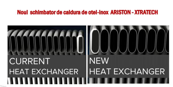 Poza Centrala termica cu functionare pe GPL Ariston Clas One 30 EU 30 KW. Poza 14427