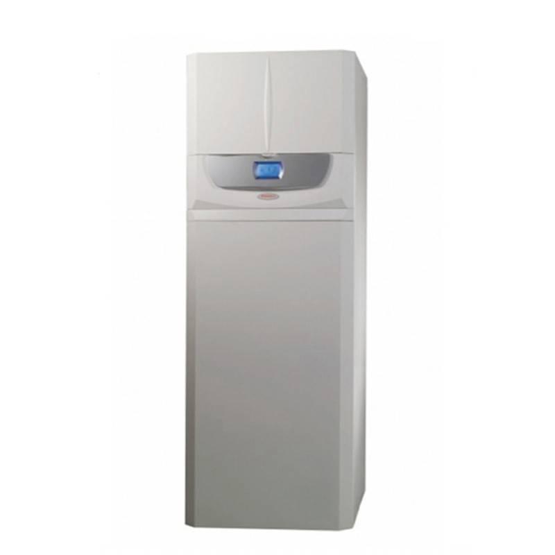 Poza Centrala termica cu boiler inox 120 L Immergas Hercules Condesing 32 3 ErP