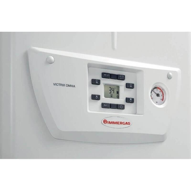 Poza Centrala termica Immergas Victrix Omnia 25 kW. Poza 14865