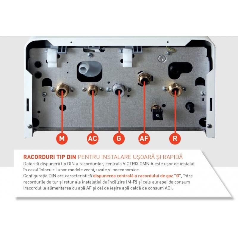 Poza Centrala termica Immergas Victrix Omnia 25 kW. Poza 14866