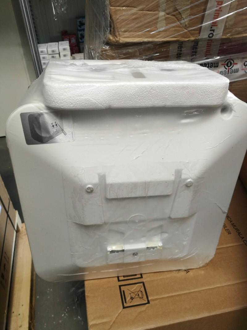 Poza Boiler electric Regent REG 10 EU 10 Litri resigilat. Poza 15366