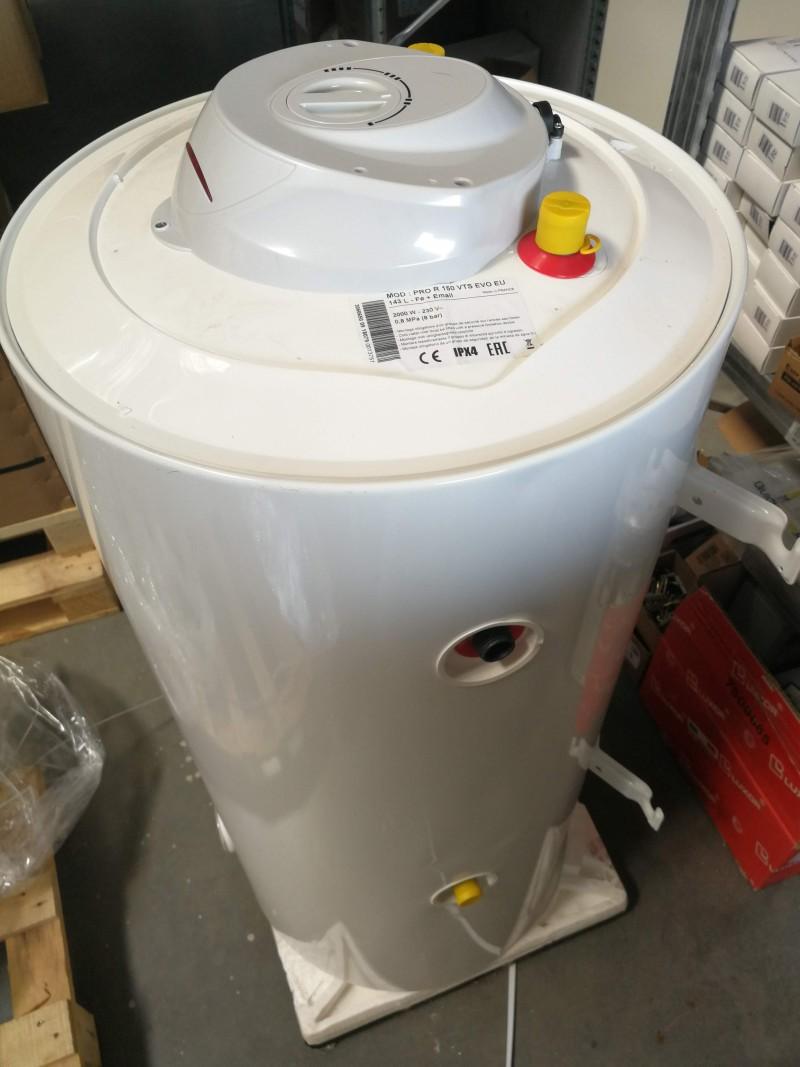 Poza Boiler termoelectric Ariston Pro R EVO 150 VTS resigilat. Poza 15373