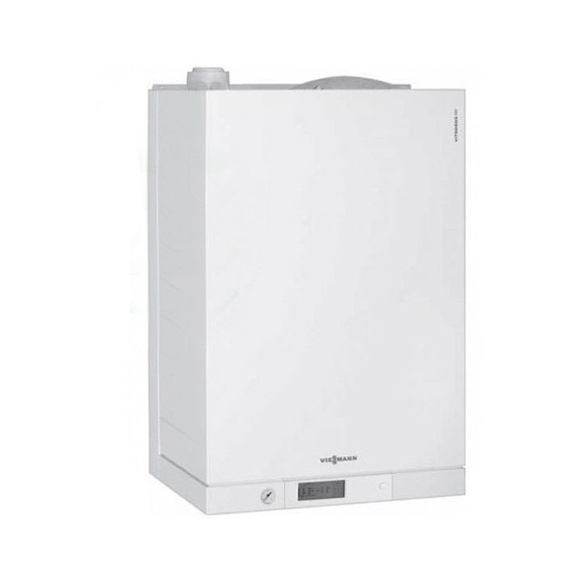 Poza Centrala termica in condensare cu touchscreen Viessmann Vitodens 111 W 35 kW B1LD163. Poza 15490