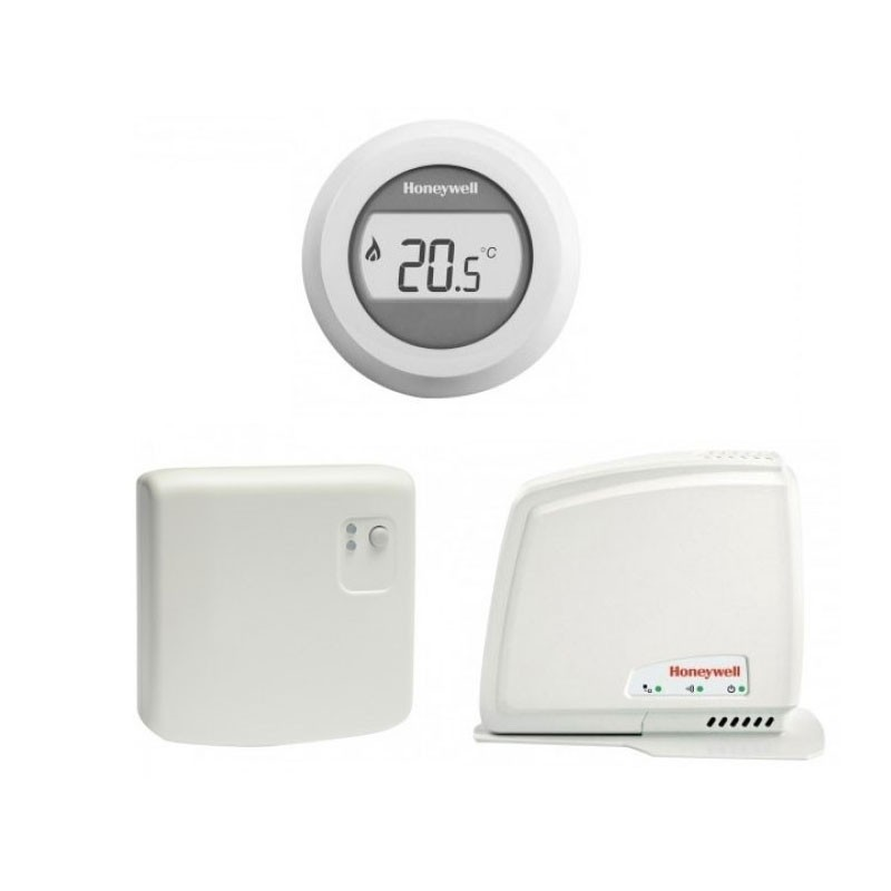 Poza Termostat de ambient Honeywell The Round Y87RFC2074 Wi-fi. Poza 15577