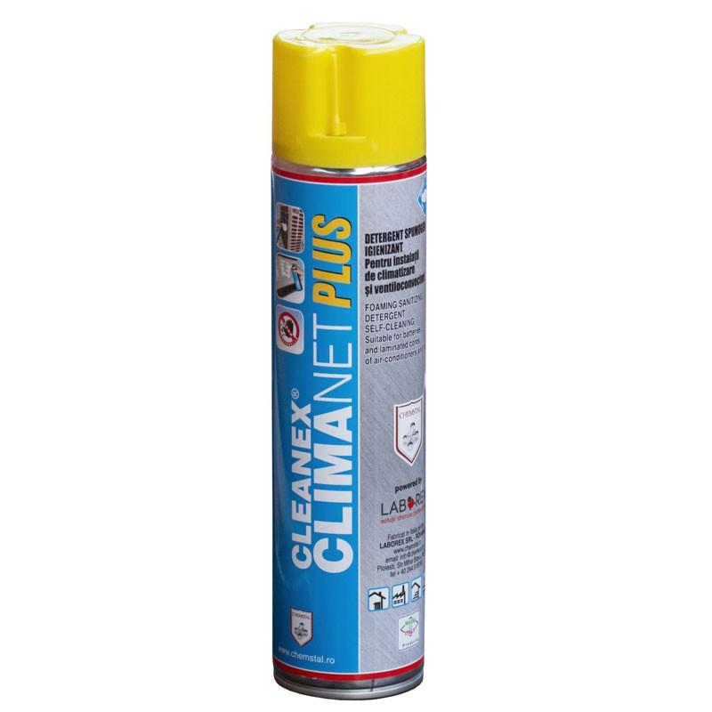 Poza Spray curatare aer conditionat Cleanex Climanet Plus. Poza 16235