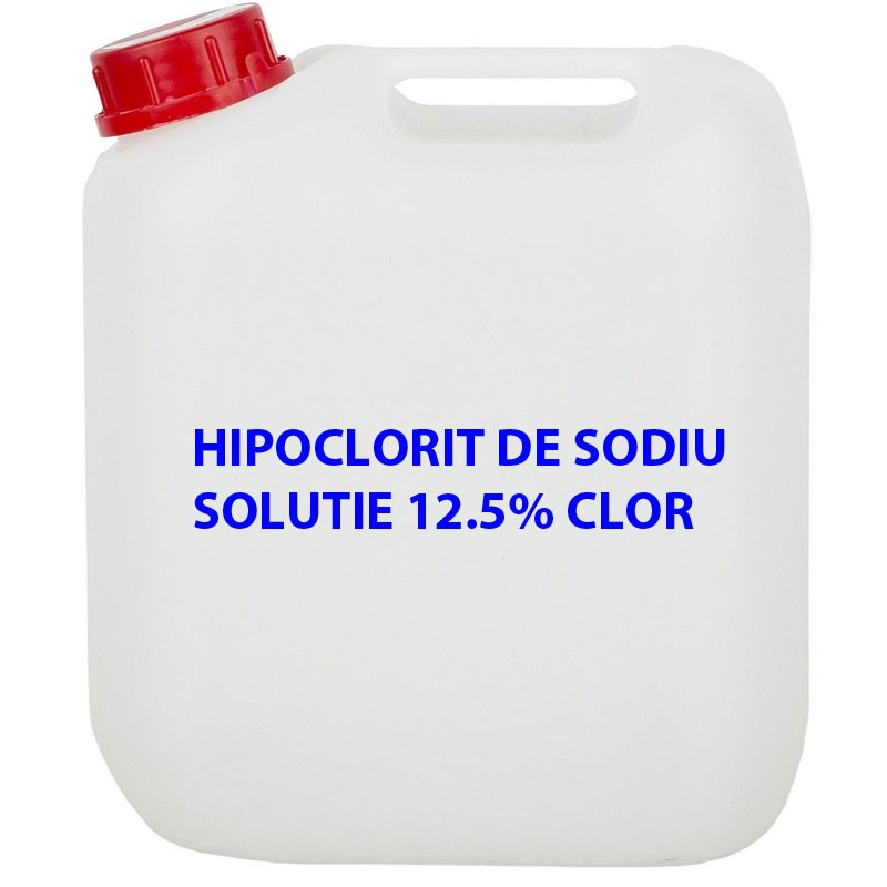 Poza Hipoclit de sodiu bidon 25 kg. Poza 16672