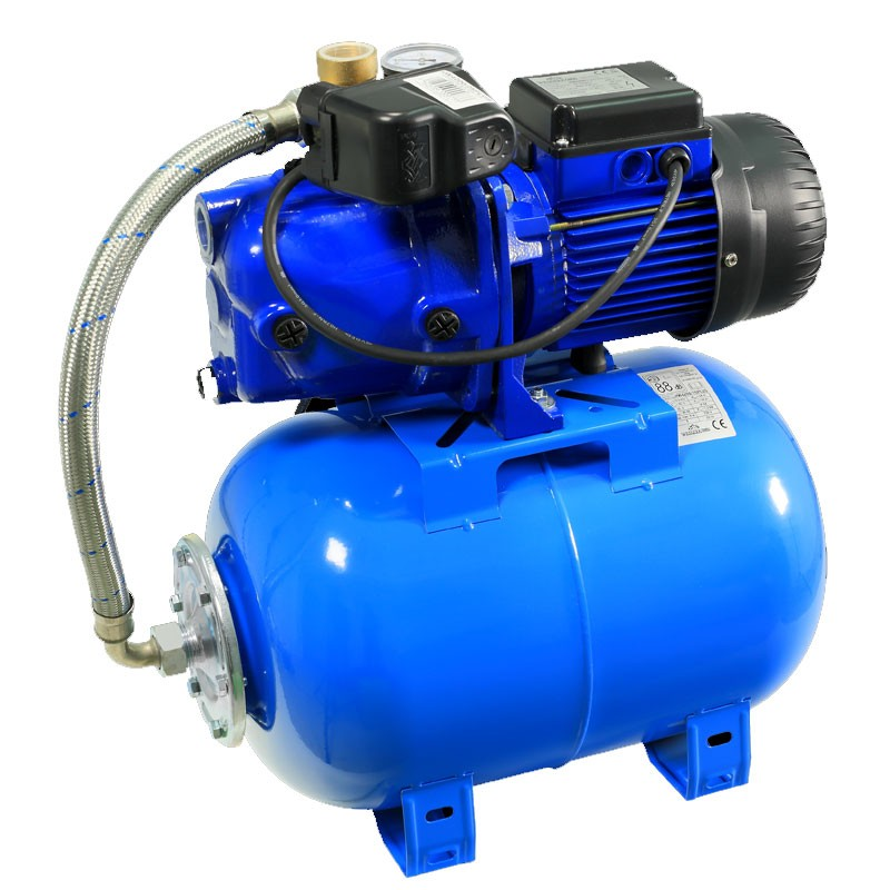 Poza Hidrofor cu pompa autoamorsanta Wasserkonig HW4200/25PLUS. Poza 16901