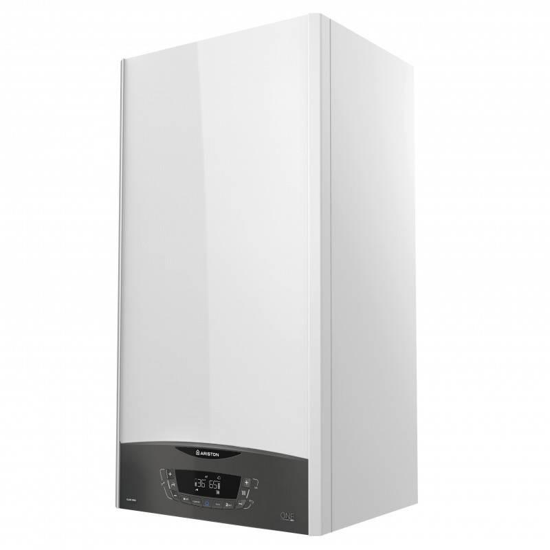 Poza centrala termica pe gaz in condensatie ariston clas one net 24 kw. Poza 17329