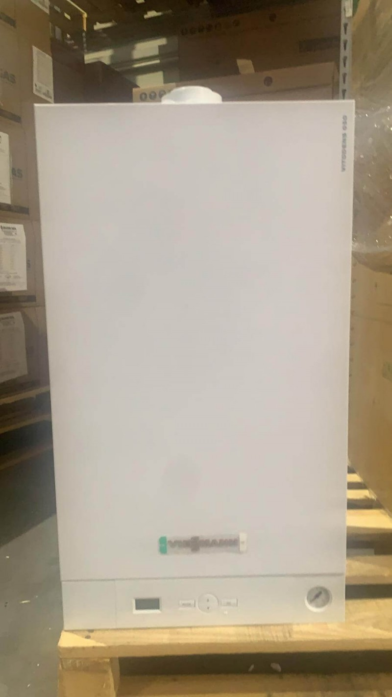 Poza Centrala termica in condensatie Viessmann Vitodens 050 W 33 kW - resigilat. Poza 17364