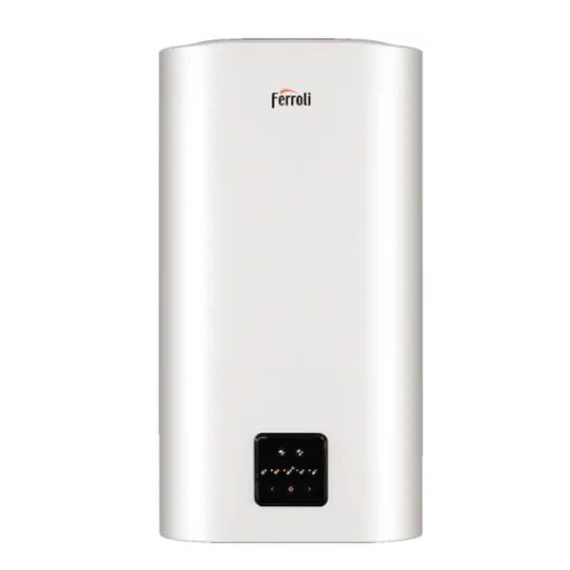 Poza Boiler electric Ferroli Titano Twin 100 litri control prin internet, wi-fi. Poza 17863