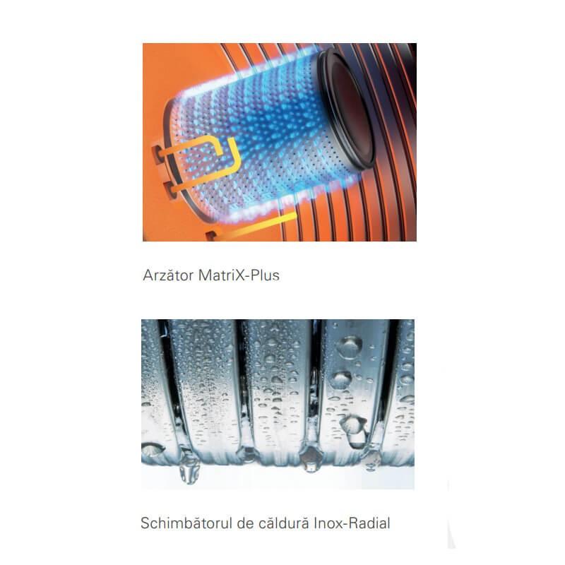 Poza Centrala termica in condensatie Viessmann Vitodens