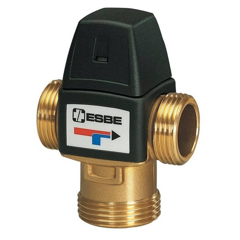 Poza Ventil termic de amestec ESBE VTA 322 - 1