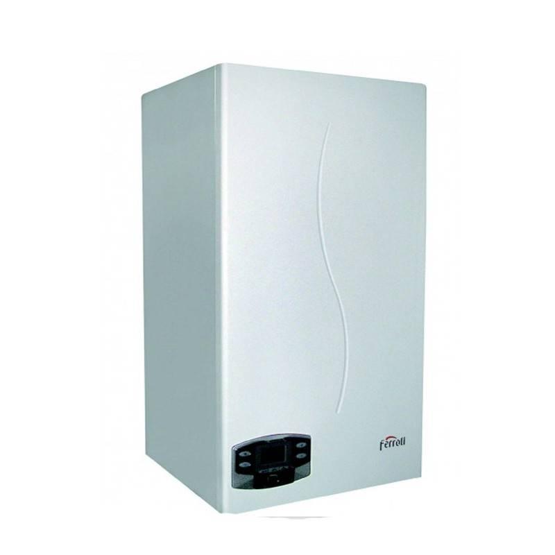 Poza Centrala termica in condensare Ferroli EnergyTop W 60 kW