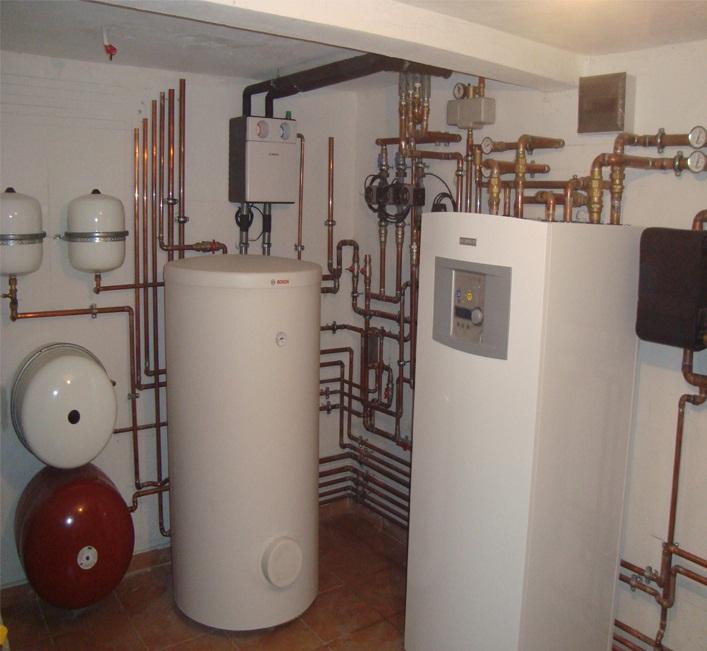 camera tehnica unde instalam centrala. Poza 258