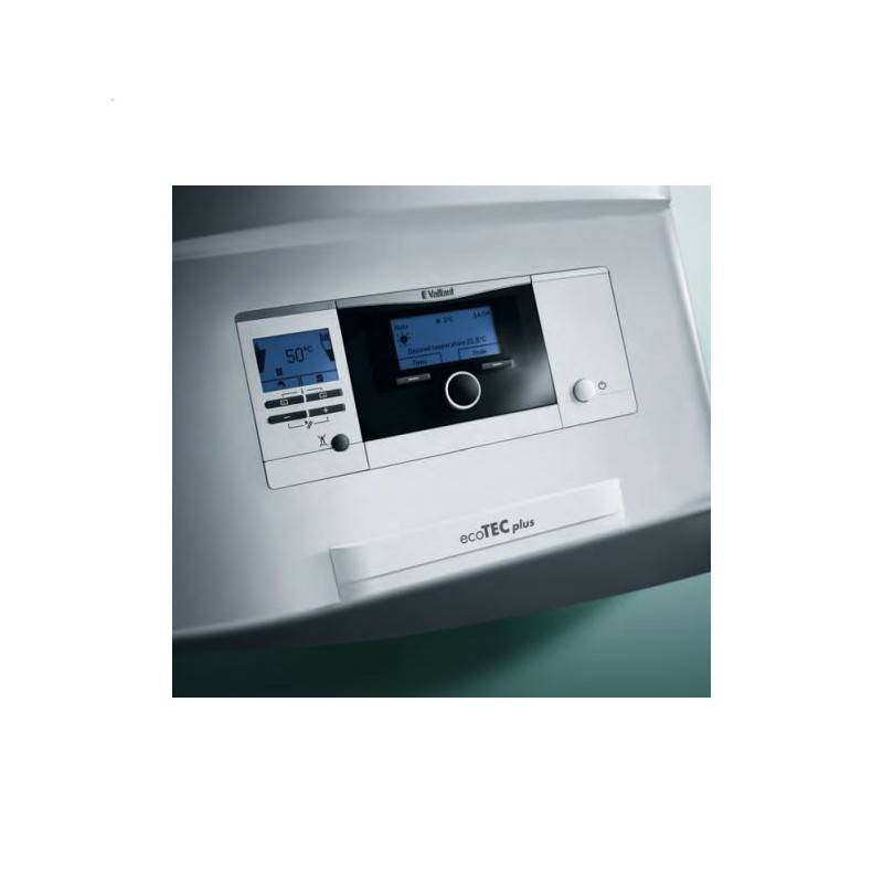 Poza Display Centrala termica in condensatie Vaillant Ecotec VUW INT II 306/5-5 - 30 kW