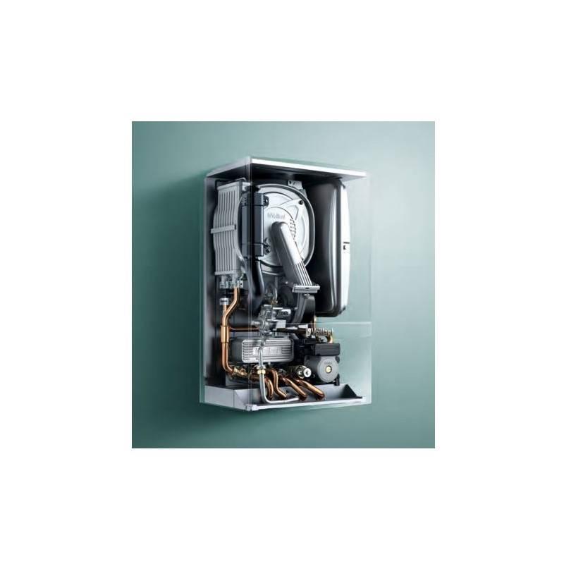 Poza Structura interna  Centrala termica in condensatie Vaillant Ecotec VU OE 656/4-5 - 65 kW