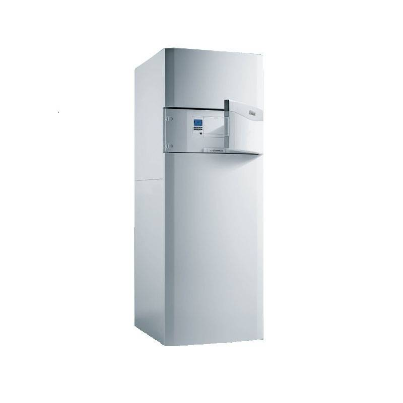 Poza Centrala termica in condensatie cu boiler incorporat Vaillant Ecotec VSC INT 266/4-5 - 26 kW