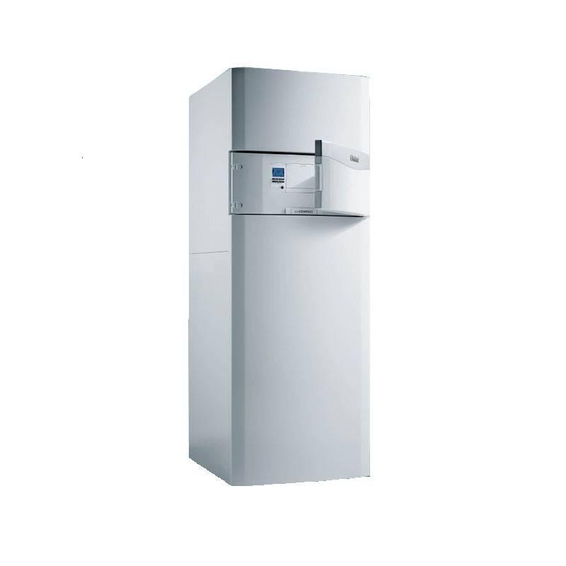 Poza Centrala termica in condensatie cu boiler incorporat Vaillant Ecotec VSC INT 306/4-5 - 30 kW