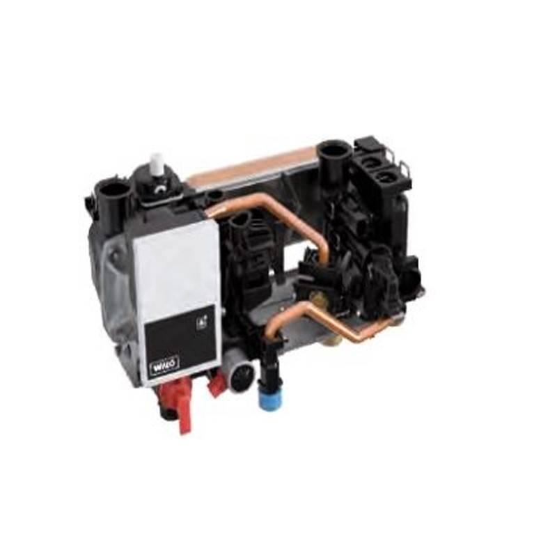 Poza Bloc hidraulic Centrala termica in condensatie Saunier Duval Semia Condens F25A - 25 kW