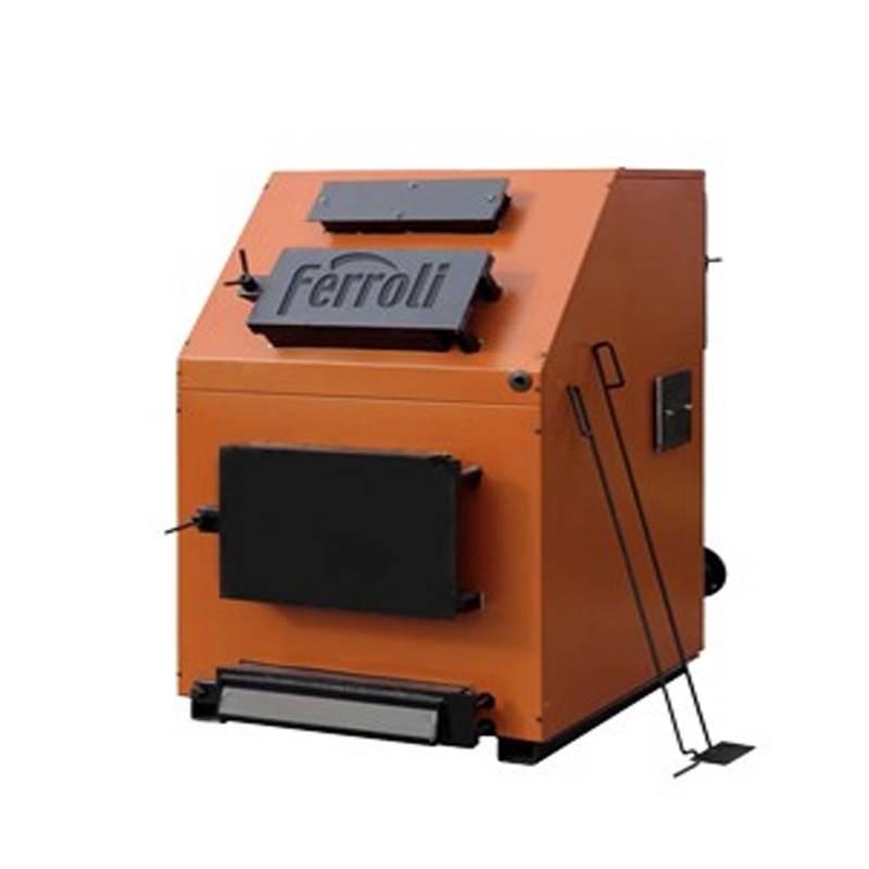 Poza Centrala termica pe lemne Ferroli FSB3 MAX 100 kW
