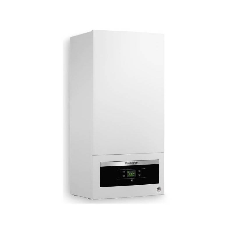 Poza Centrala termica in condensatie Buderus Logamax Plus GB 062-24KDH - 24 kW