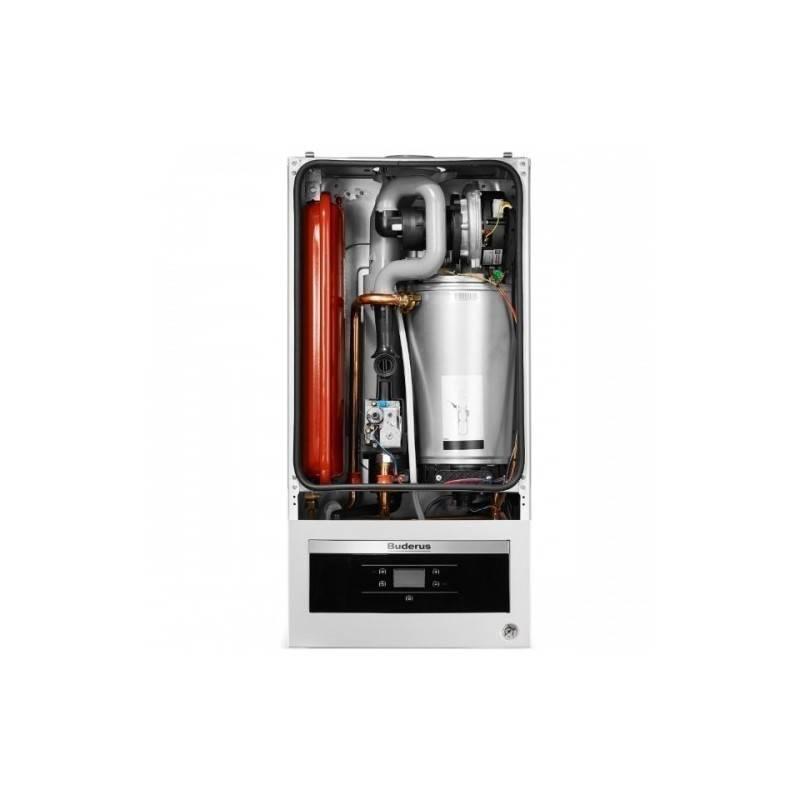Poza Structura interna Centrala termica in condensatie Buderus Logamax Plus GB 062-24KDH - 24 kW