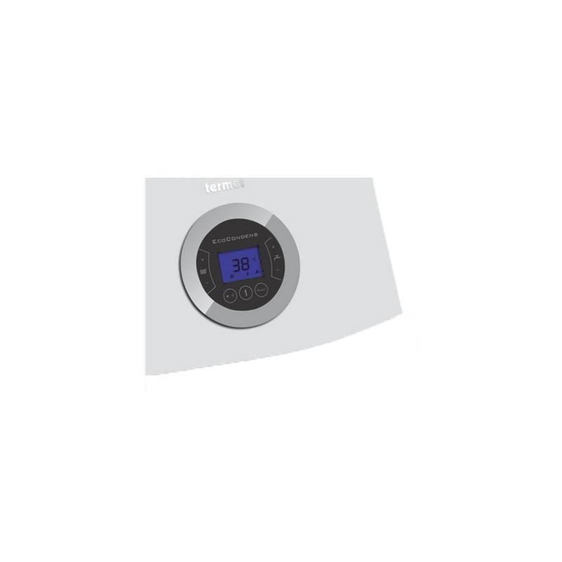 Poza Display centrala termica in condensare Termet Ecocondens Crystal