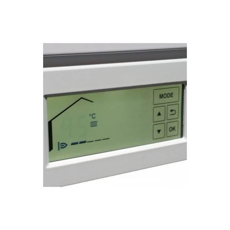 Poza Display centrala termica in condensare cu touchscreen Viessmann Vitodens 111 W