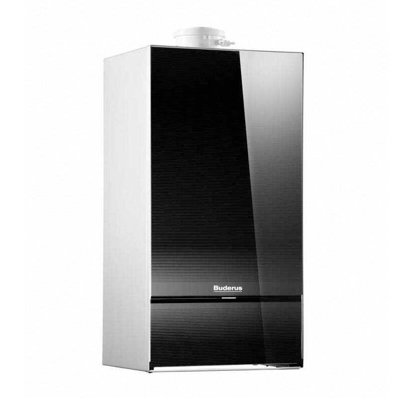 Poza Centrala termica in condensatie Buderus Logamax Plus GB 172i System - 42 kW negru