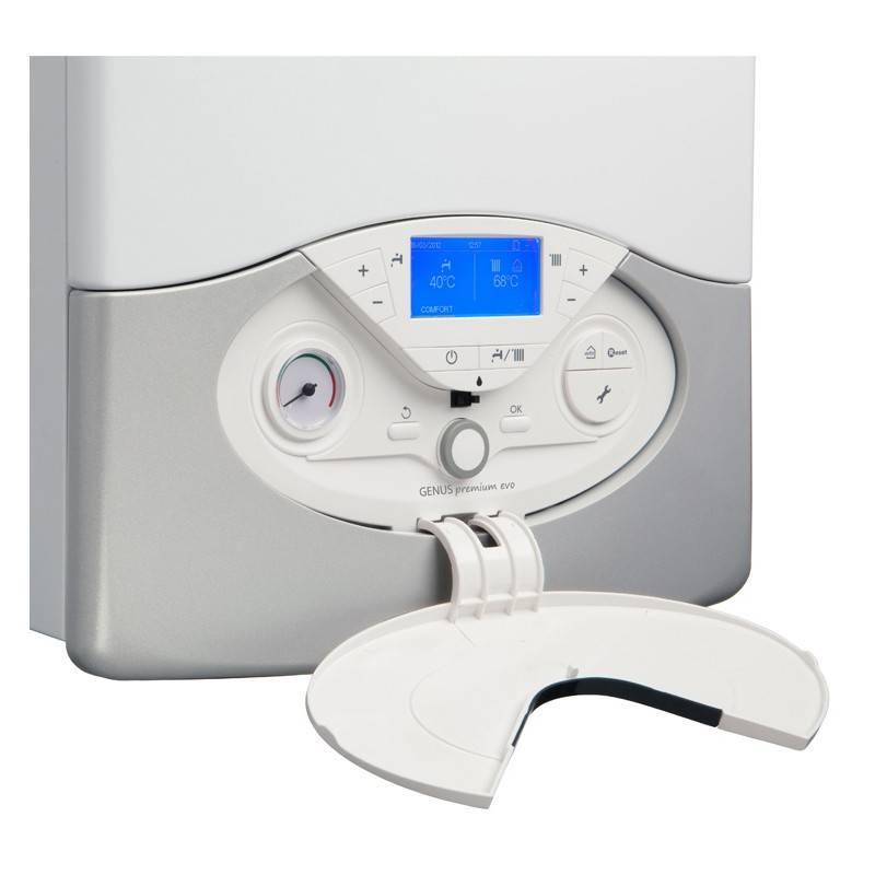 Poza Interfata centrala termica in condensare Ariston Genus Premium Evo Net 24 EU 24 kw