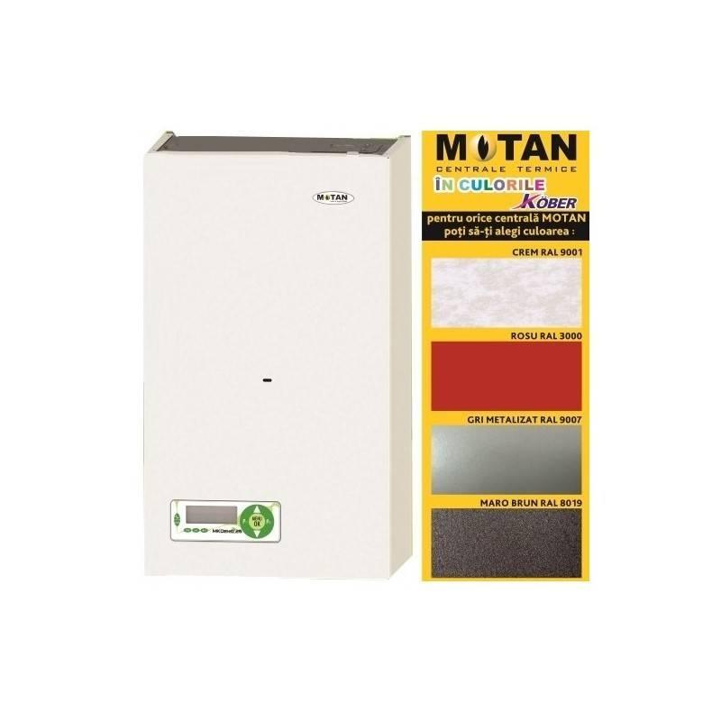 Poza Centrala termica cu tiraj fortat Motan MkDens Color 36 Erp - 36 kW