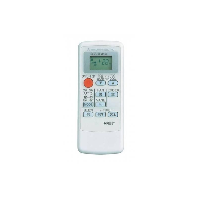 Poza Telecomanda aparat aer conditionat Mitsubishi MSZ-HJ25VA 9000 BTU