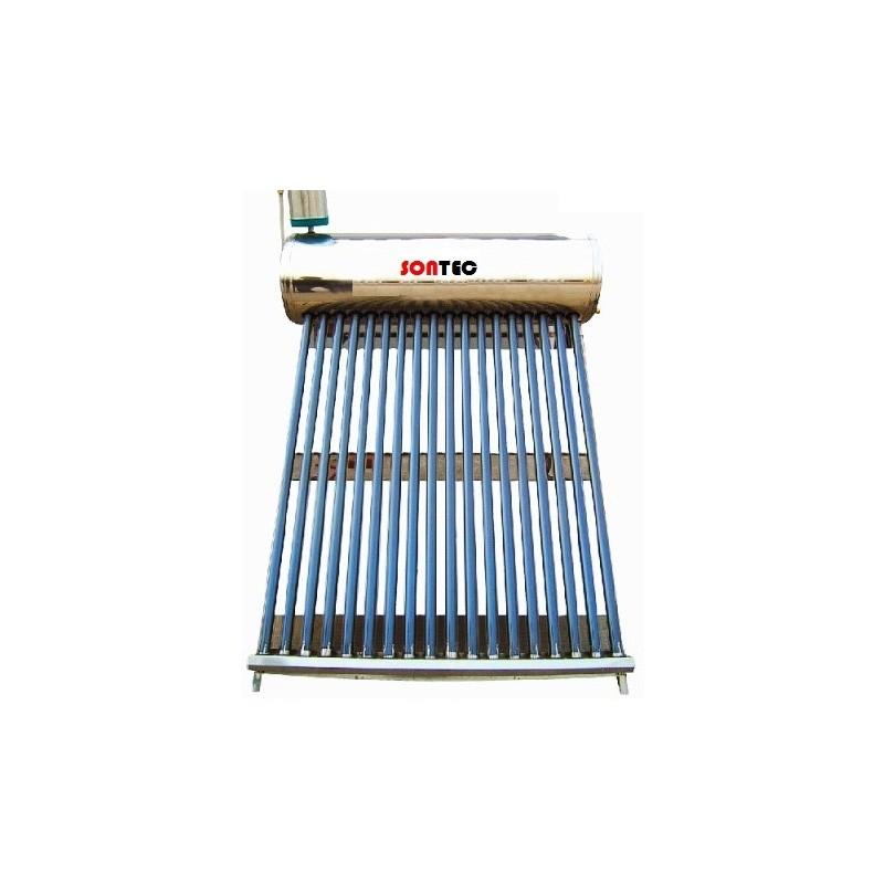 Poza Panou solar nepresurizat cu boiler inox/inox 200 litri Sontec SP-470-58/1800-200/24-C